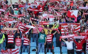El Granada presenta una queja por el trato a su afición en Almería