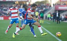El Granada está a un partido de igualar su mejor registro de porterías a cero en la última década