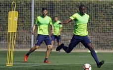 El Granada no desvela si sus jugadores tocados llegarán al partido frente a Las Palmas