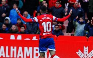 Antonio Puertas entra en el mejor once de Segunda a base de goles