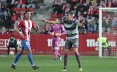 El Sporting-Granada en imágenes