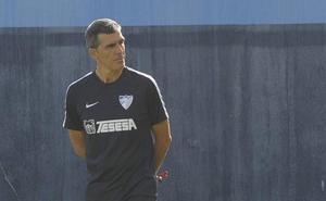 Muñiz, destituido como entrenador del Málaga