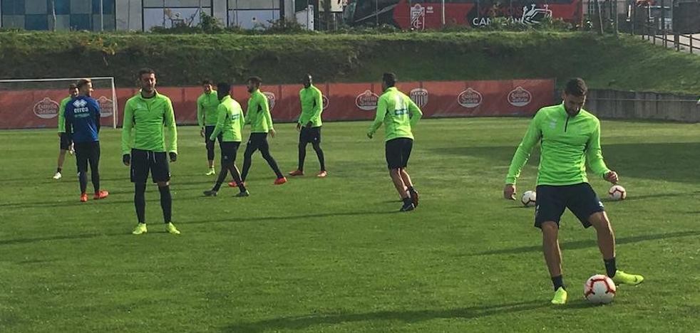 En directo: Lugo - Granada CF