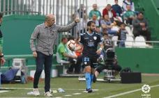 Monteagudo no entrenará más al Lugo tras caer ante el Granada