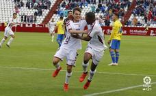 El Albacete se impone a Las Palmas y vuelve a ser segundo
