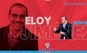 Eloy Jiménez, nuevo inquilino en el banquillo del Lugo
