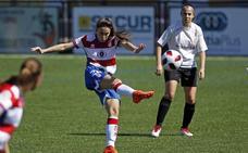 El Granada femenino despide la temporada en busca de ser el mejor segundo