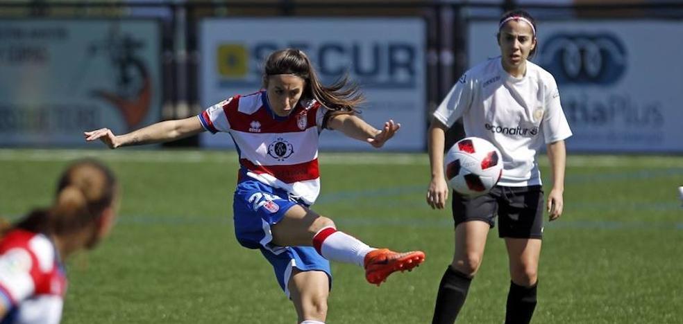El Granada hace los deberes y se impone 0-3 en Huelva