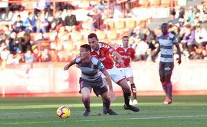 Los peligros de un desahuciado que le ha ganado a Osasuna y Albacete