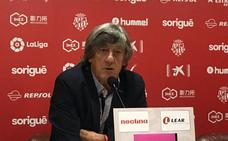 Enrique Martín: «El Granada tiene muchas posibilidades de estar arriba hasta el final»