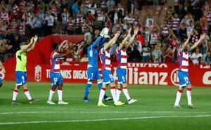 El Granada ascenderá a Primera si gana en Albacete y en la visita del Cádiz