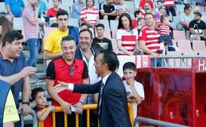 José Luis Oltra, destituido como entrenador del Tenerife