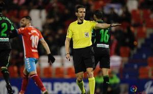 Pizarro Gómez, designado para el Albacete-Granada