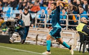 Borja Herrera: «El del lunes será un partido de cuatro puntos»