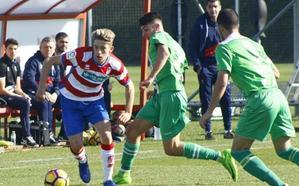 El Granada Juvenil busca estrenarse a lo grande en la Copa ante el Fútbol Club Barcelona