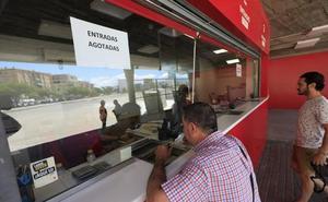 El Granada CF agota todas las entradas para el partido contra el Cádiz en hora y media