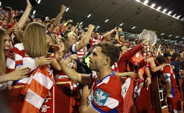 La mejores fotos de la histórica victoria del Granada en Albacete