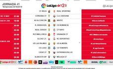 Ya hay fecha y hora para el Mallorca-Granada de la jornada 41