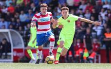 La vuelta del Barça-Granada Juvenil se jugará en el Mini Estadi