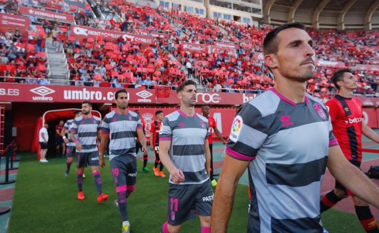 Las mejores imágenes del partido entre el Mallorca y el Granada