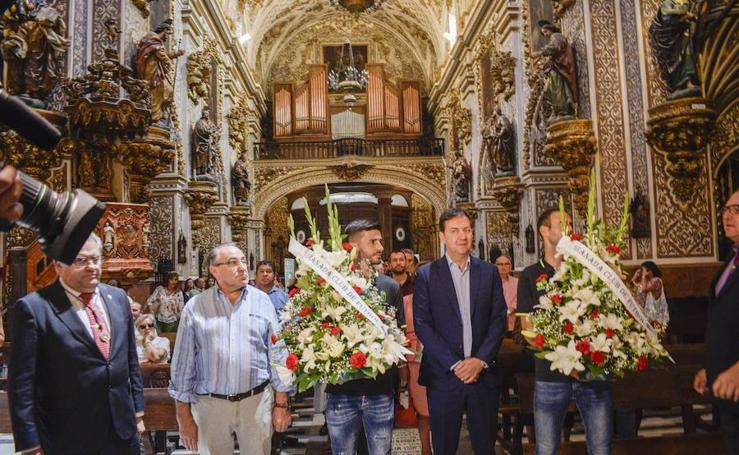 El Granada CF ofrece el ascenso a la Virgen de las Angustias