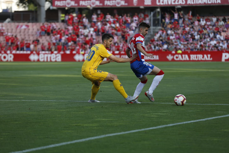Las mejores imágenes del partido del Granada CF - UD Alcorcón
