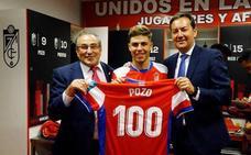Alejandro Pozo se despide por el momento del Granada