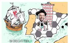 Diego Martínez | El conquistador que se ganó el trono