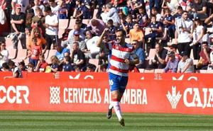 Víctor Díaz renueva con el Granada hasta 2022