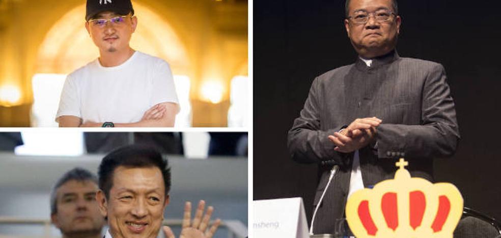 El fútbol sonríe al dinero asiático