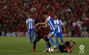 Carlos Fernández, más accesible para el Granada tras no subir el Deportivo a Primera división