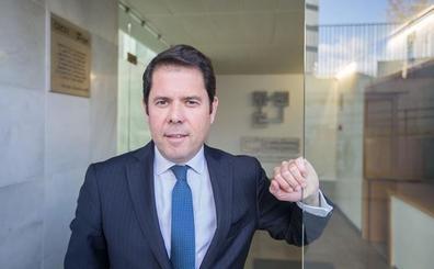Gerardo Cuerva: «Un ascenso es una maravilla para una ciudad»