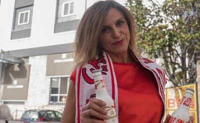 Susana Vargas: «Un ascenso es un gran motivo para brindar»