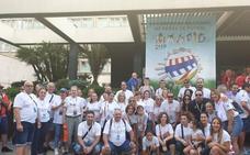 Madrid acogió a la afición rojiblanca en un Congreso de Peñas especial tras el ascenso