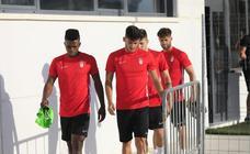 Así son las nuevas camisetas Nike de entrenamiento del Granada