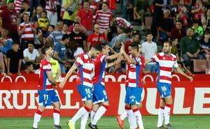 El Granada, cuarto club con más audiencia en Segunda el curso pasado