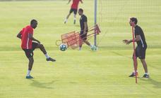 Así ha sido el entrenamiento del Granada CF de este jueves