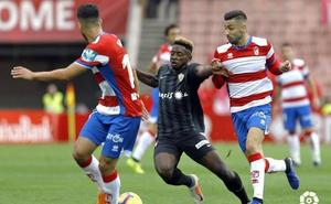El Granada alcanza un acuerdo total con Yan Eteki