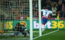 El Granada busca pasaporte al gol