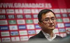 John Jiang justifica ante LaLiga el fichaje de Adrián Ramos por el Granada