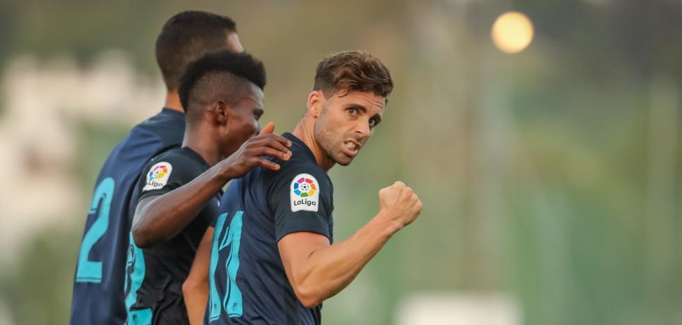 El Granada derrota a Las Palmas en el último amistoso de la gira costasoleña