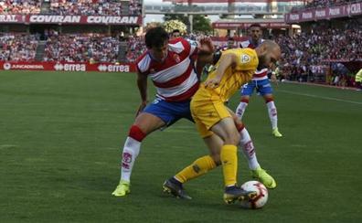 Oficial: Nico Aguirre se desvincula del Granada