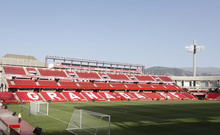 Así es el reformado estadio de Los Cármenes