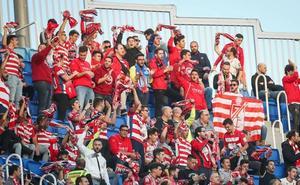 Poco más de 30 hinchas viajarán a Villarreal