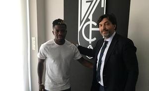 El Granada traspasa a Samba, futbolista del filial, al Langreo