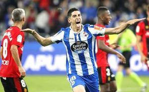 Carlos Fernández, más que un delantero