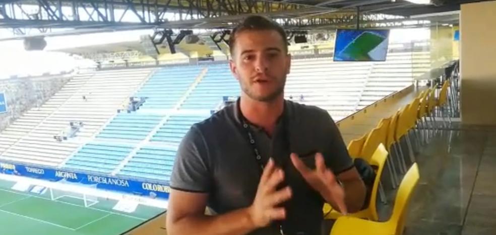 El periodista de IDEAL José Ignacio Cejudo cuenta la última hora del Villarreal CF - Granada CF