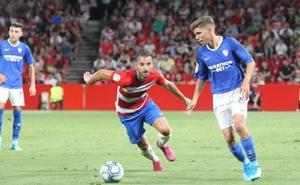 Alejandro Pozo podría regresar al Granada para tener los minutos que se le niegan en Sevilla