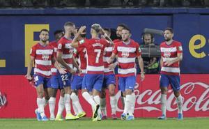 El Granada se sobrepuso por tres veces al marcador