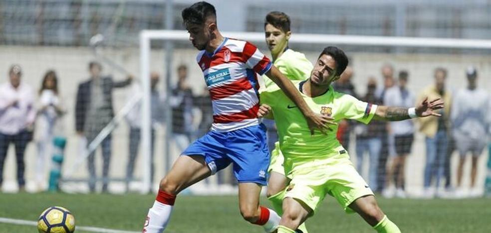 Dani Moreno renueva con el Granada y se va cedido al Algeciras